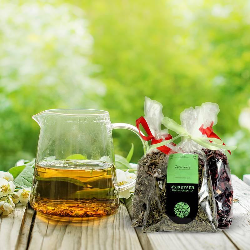 מתנה קסומה לאוהבי התה