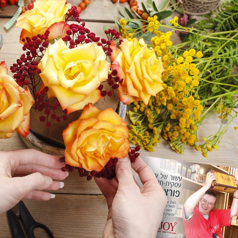 טיפים לטיפול מקצועי בפרחים ולהארכת חיי הזר