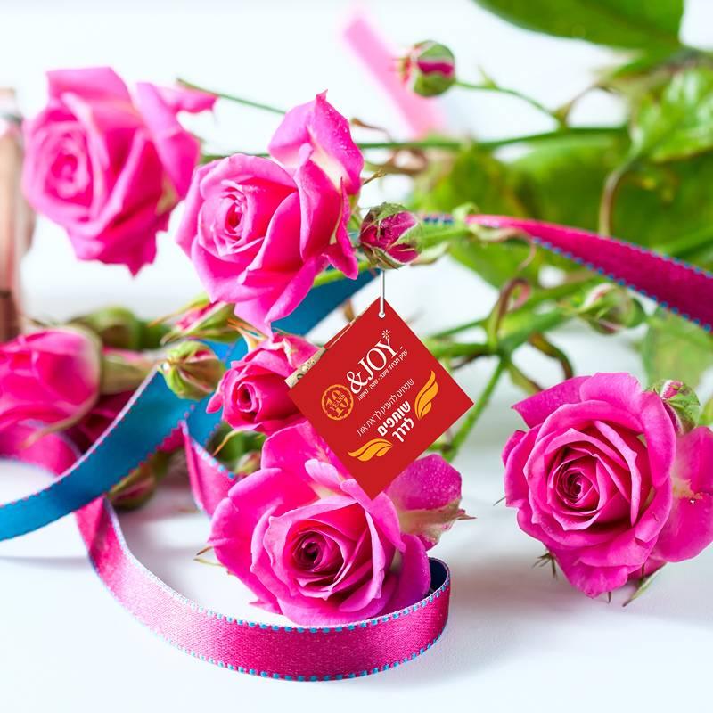 משלוחי פרחים ביום הנישואים