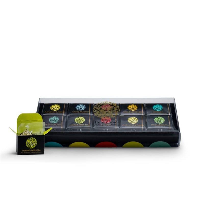 התמונה הראשית של מגש 10 קוביות תה סרמוני