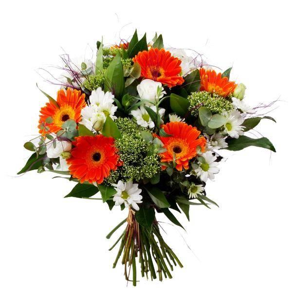 התמונה הראשית של זר פרחים - ברכות