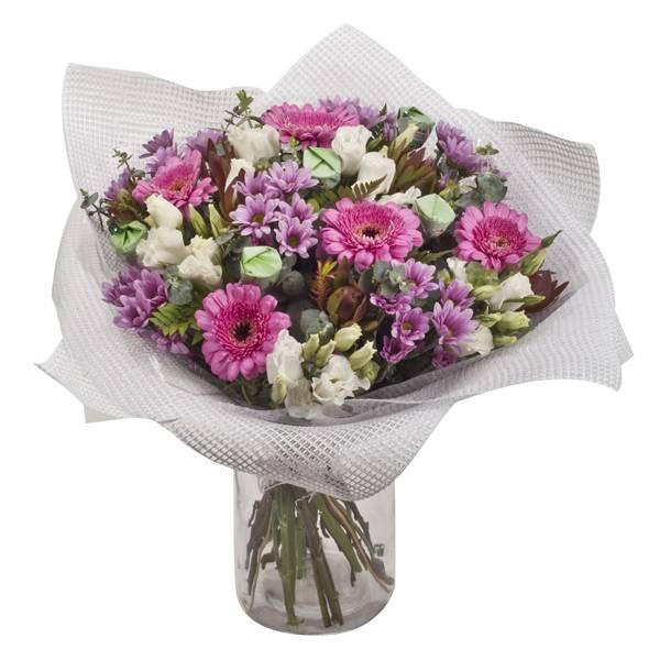 התמונה הראשית של זר פרחים - חלום בורוד
