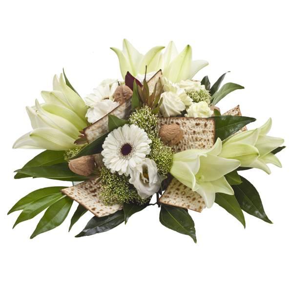 התמונה הראשית של סידור פרחים - פעמוני פסח