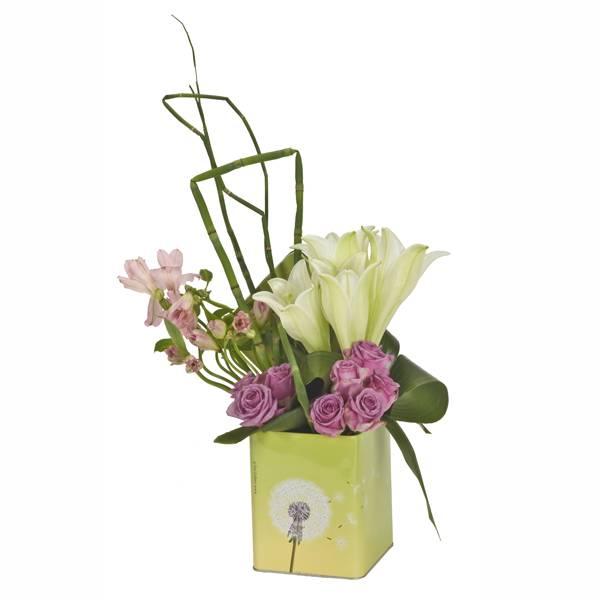 התמונה הראשית של סידור פרחים - רגע של תקווה