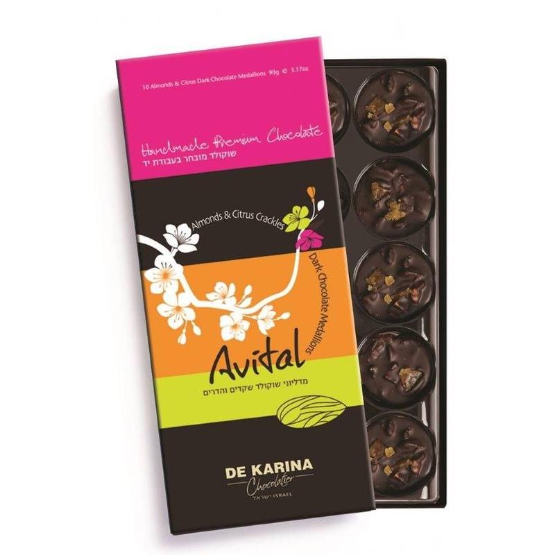 התמונה הראשית של אביטל-מדליוני שוקולד