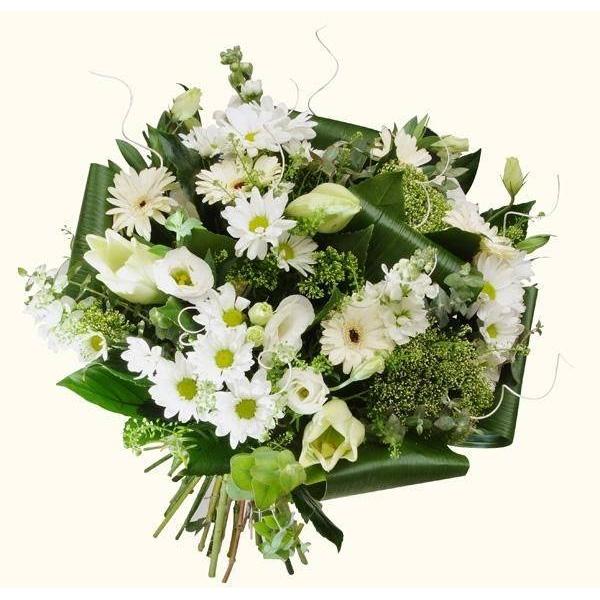 התמונה הראשית של זר פרחים - נגיעות