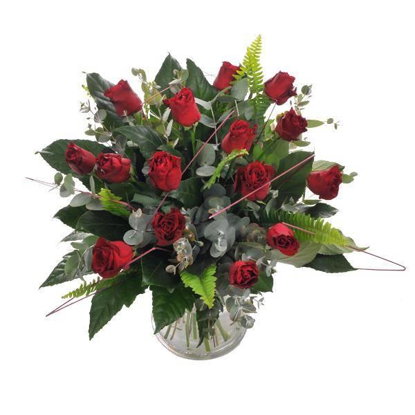 התמונה הראשית של זר פרחים - אלף נשיקות
