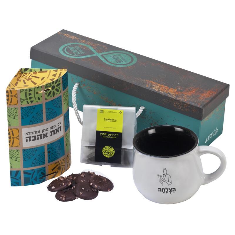 התמונה הראשית של פינוקי תה ושוקולד באינפיניטי