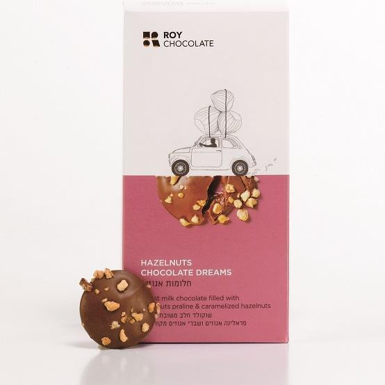 התמונה הראשית של חלומות - 100 גרם שוקולד במגוון טעמים - רוי שוקולד