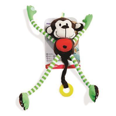 התמונה הראשית של בובת חיבוק קוף