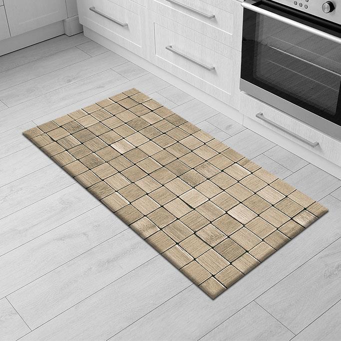 התמונה הראשית של שטיח דקורטיבי 100*60 - מיקס