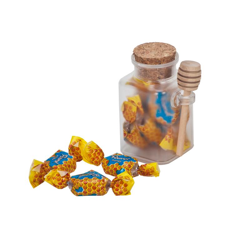 התמונה הראשית של סוכריות דבש בצנצנת אישית