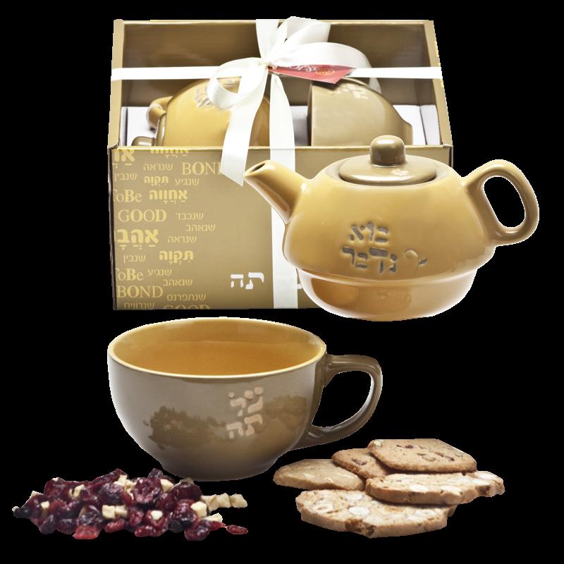 התמונה הראשית של הפסקת תה