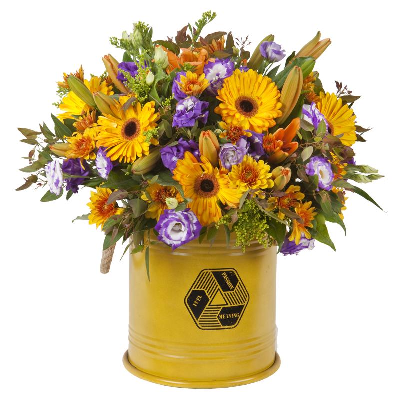 התמונה הראשית של סידור פרחים - אנרגיות טובות