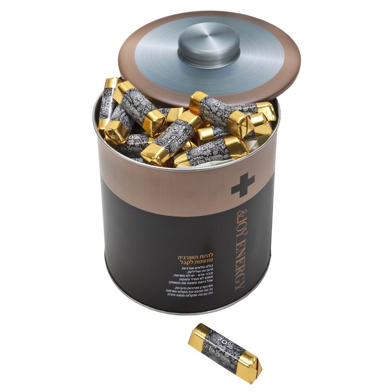 התמונה הראשית של סוללה של שוקולד מריר גדול