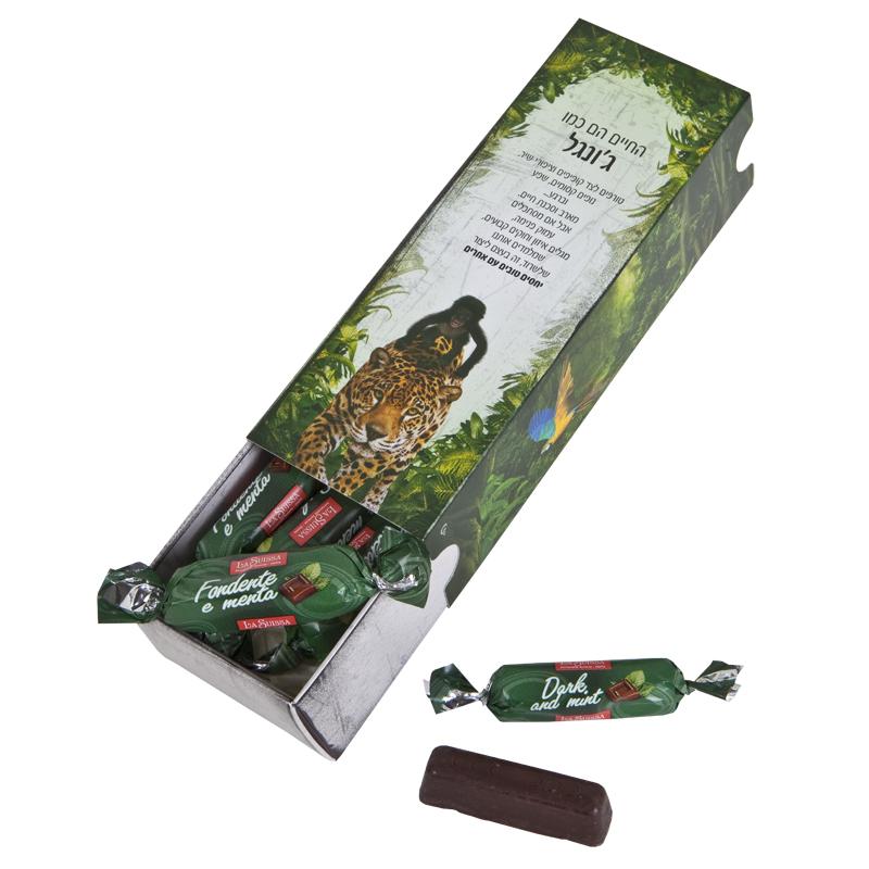 התמונה הראשית של החיים הם כמו פרליני שוקולד מנטה