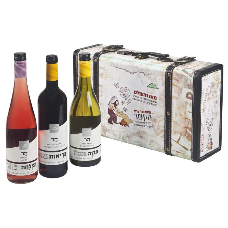 התמונה הראשית של עולם היין