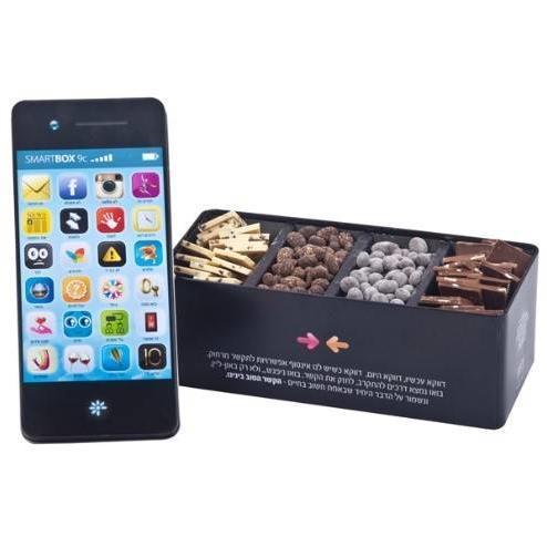 התמונה הראשית של קואטרו שוקולד Smart Box