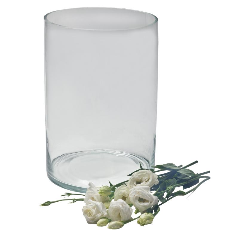 התמונה הראשית של אגרטל זכוכית צילינדר