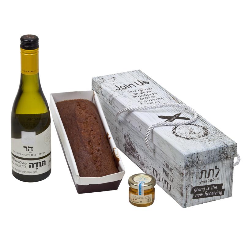 התמונה הראשית של על הדבש ועל היין