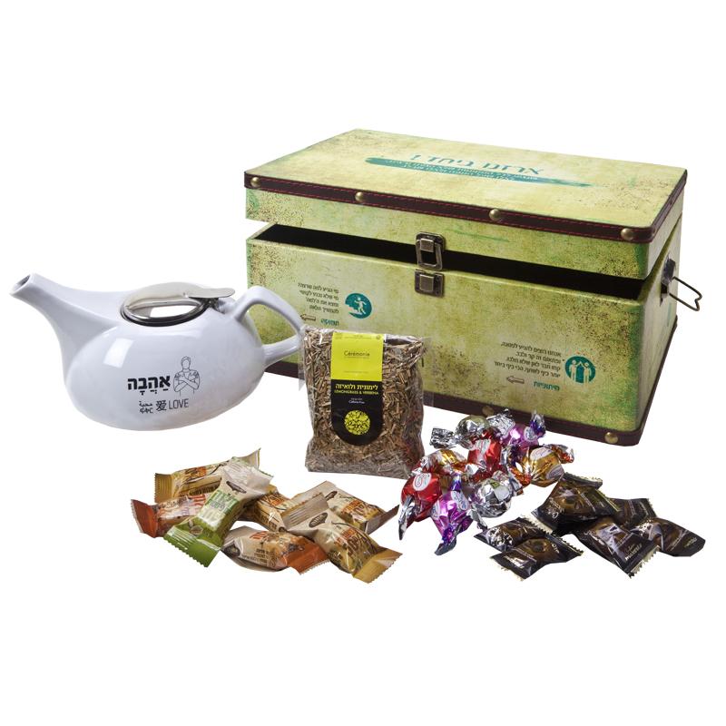 התמונה הראשית של אוצרות של תה