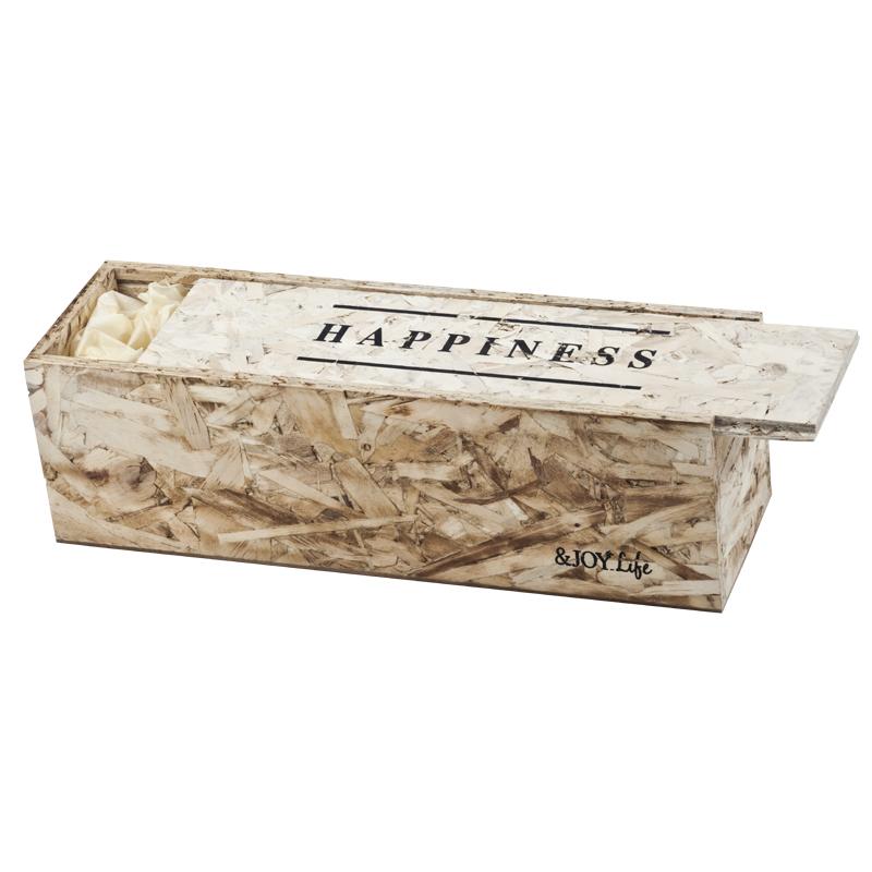 התמונה הראשית של אושר – קופסת עץ מיוחדת