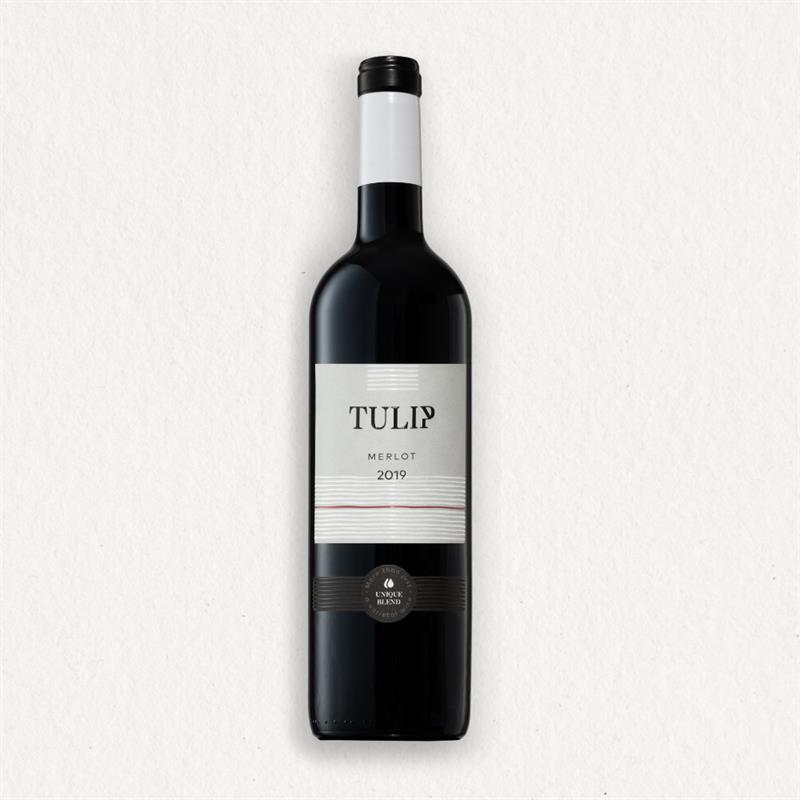 התמונה הראשית של יין מרלו 750 מ