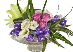 סידורי פרחים מעוצבים